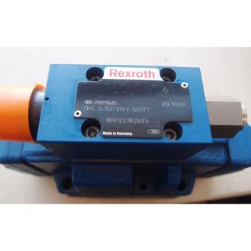 REXROTH 4WE 6 G6X/EW230N9K4/V R900977499 Directional spool valves