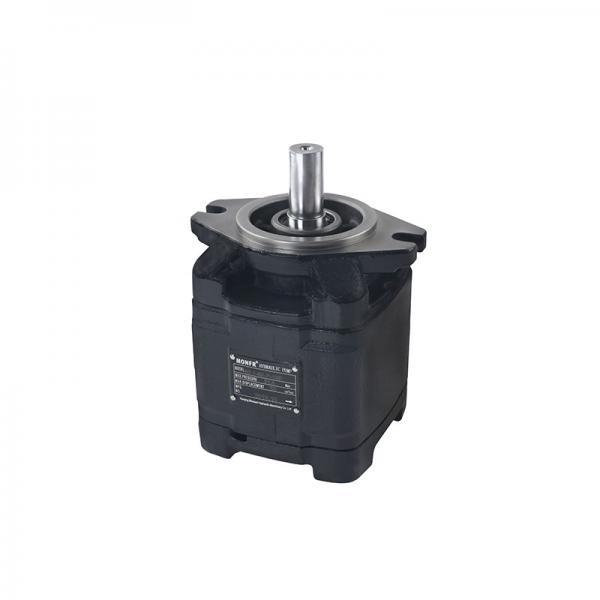 Vickers 25V17A 1A22R Vane Pump #2 image