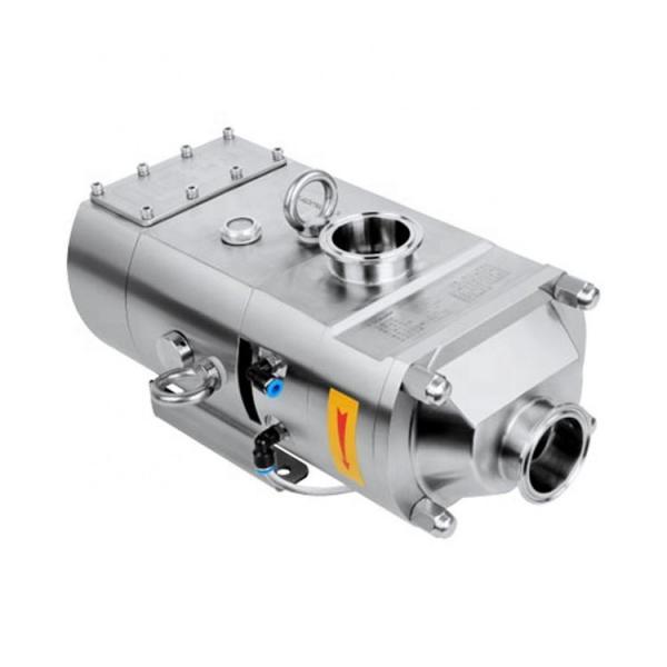 Vickers 25V17A 1B22R Vane Pump #2 image