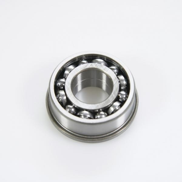 90 x 7.48 Inch   190 Millimeter x 1.693 Inch   43 Millimeter  NSK NU318W  Cylindrical Roller Bearings #1 image