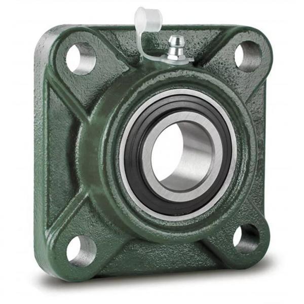 90 mm x 190 mm x 64 mm  FAG NU2318-E-TVP2  Cylindrical Roller Bearings #1 image