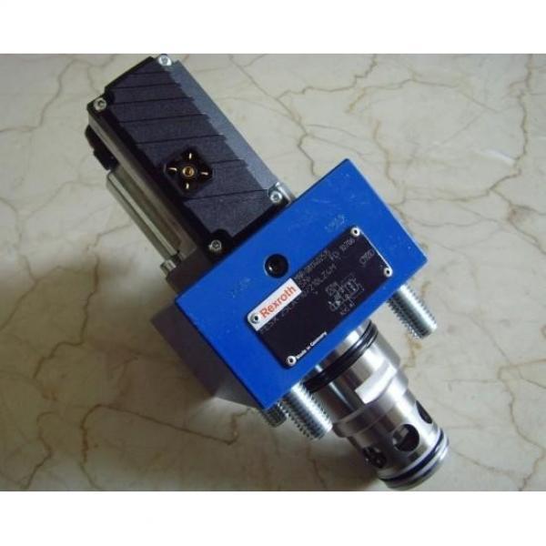 REXROTH 4WE 6 EB6X/OFEG24N9K4/V R901181060 Directional spool valves #1 image