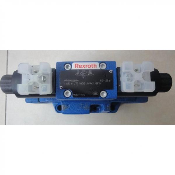 REXROTH 4WE 10 R3X/CW230N9K4 R900593804 Directional spool valves #1 image
