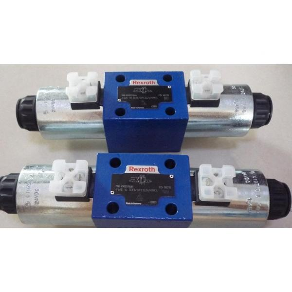 REXROTH 3WE 10 A3X/CW230N9K4 R900915675 Directional spool valves #1 image